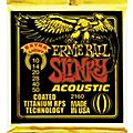 Ernie Ball 2160 Extra Light Coated Slinky Acoustic Guitar Strings  Thumbnail