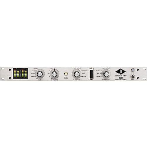 Universal Audio 2192 Master Audio Interface-thumbnail