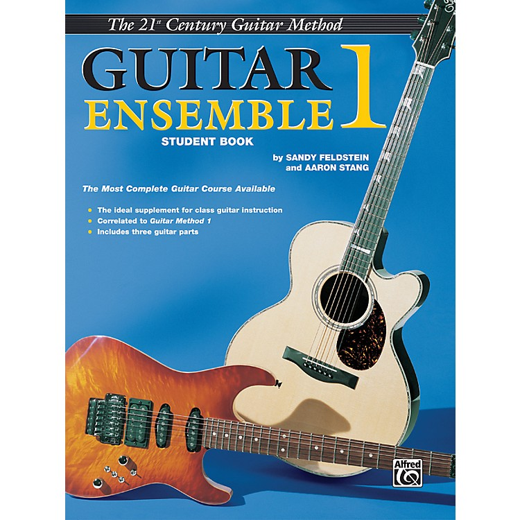 Alfred 21st Century Guitar Ensemble 1 (Student Book) Student Book
