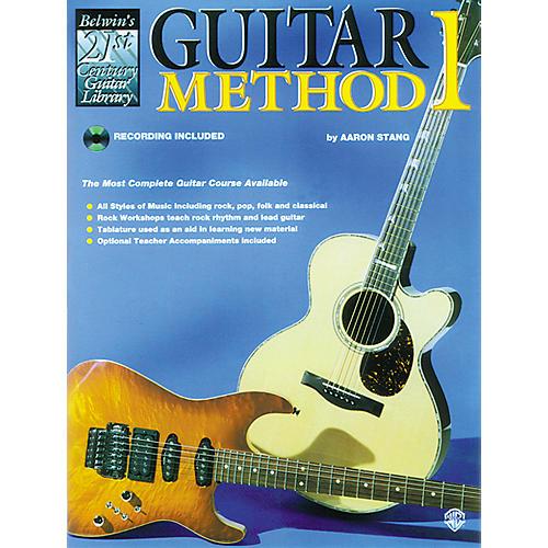 Alfred 21st Century Guitar Method 1 Book & CD