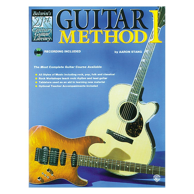Alfred 21st Century Guitar Method 1 Book & CD