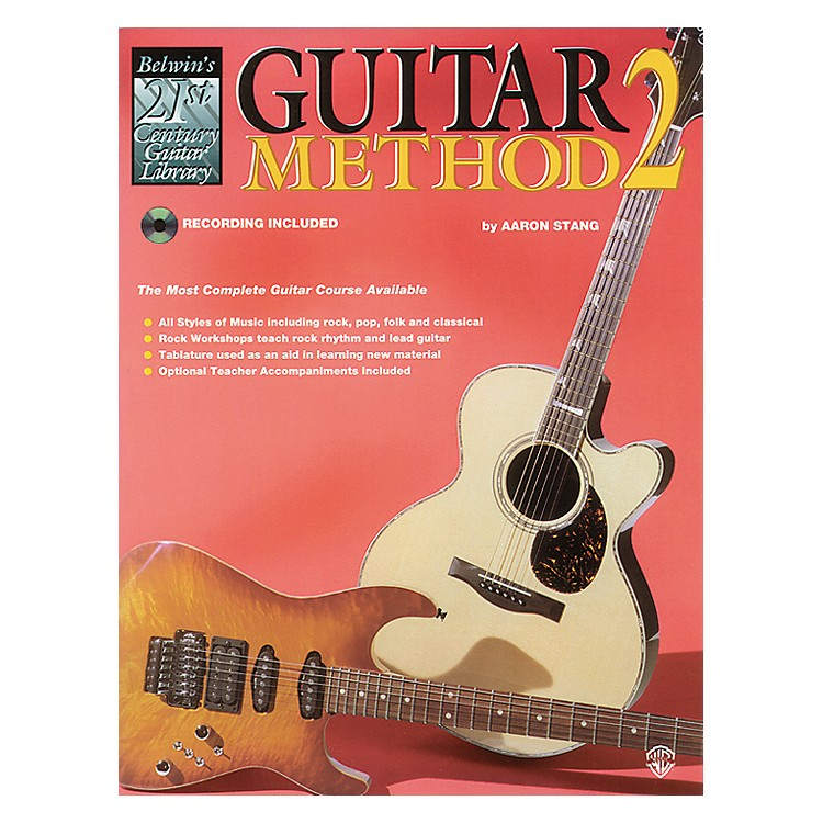 Alfred 21st Century Guitar Method 2 Book/CD