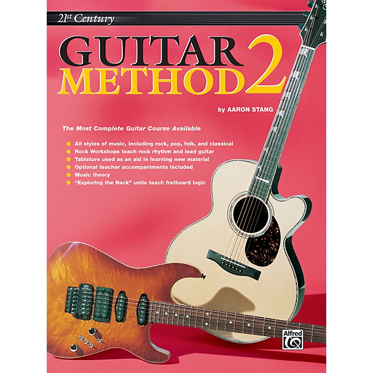 Alfred21st Century Guitar Method 2 Book Only