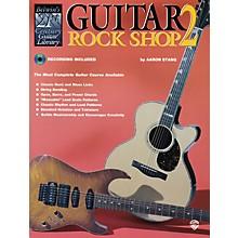Alfred 21st Century Guitar Rock Shop 2 Book & CD