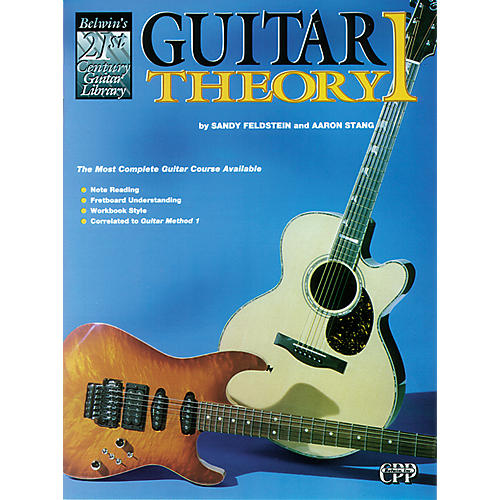 Alfred 21st Century Guitar Theory 1