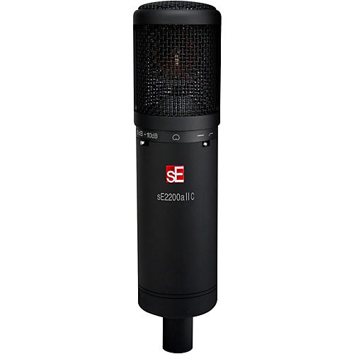 sE Electronics 2200A II C Large Diaphragm Condenser Microphone