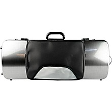 Bam 2202XL Hightech Large Adjustable Viola Case with Pocket Tweed