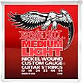 Ernie Ball 2206 Nickel Wound Medium Light Slinky Electric Guitar Strings  Thumbnail