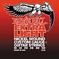 Ernie Ball 2210 Slinky Nickel Wound Extra Light Electric Guitar Strings  Thumbnail