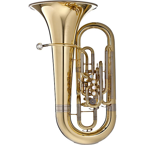 Meinl Weston 2250 Series 5-Valve 6/4 F Tuba 2250S Silver