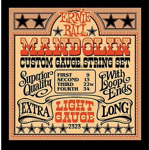 Ernie Ball 2323 Light Mandolin Strings-thumbnail