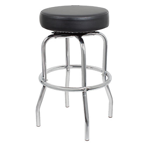 Proline 24 in. Faux Leather Guitar Stool-thumbnail