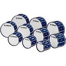 "Yamaha 24"" x 14"" 8300 Series Field-Corps Marching Bass Drum"