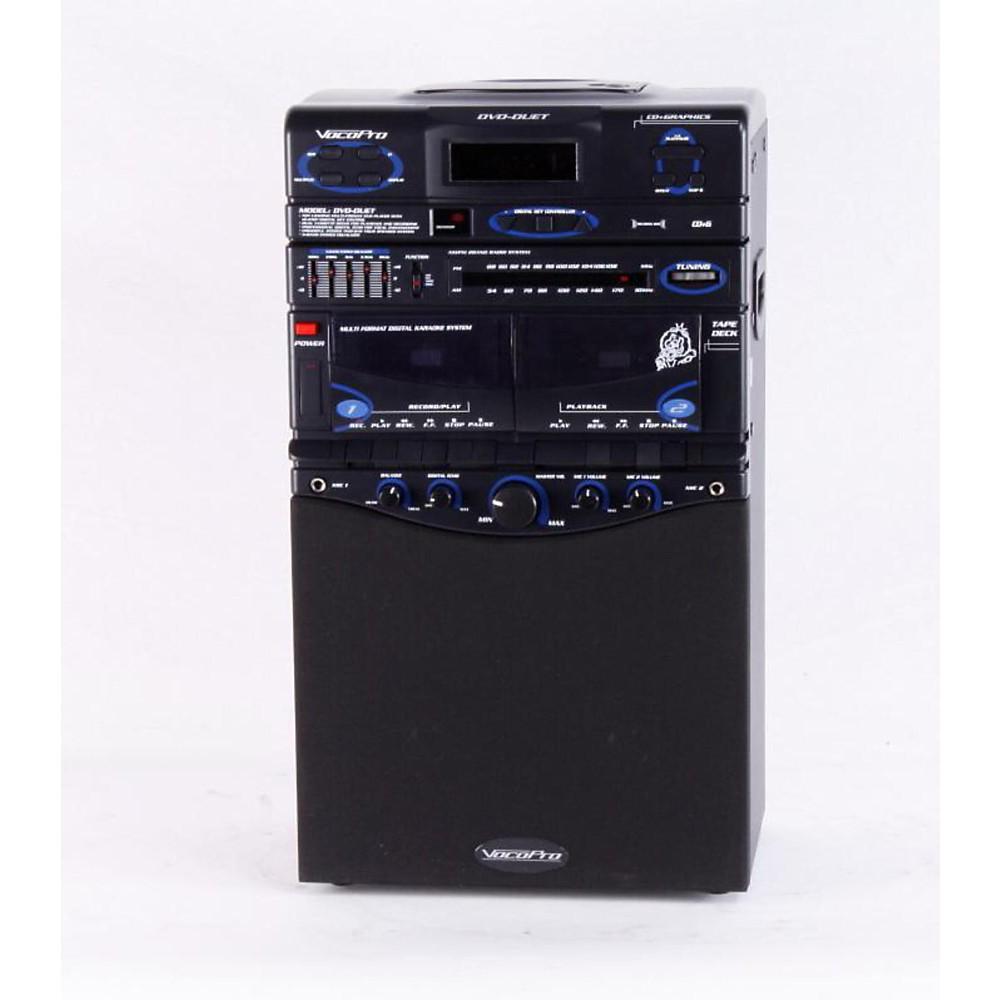 Used Vocopro Dvd Duet Karaoke System Regular 886830773198