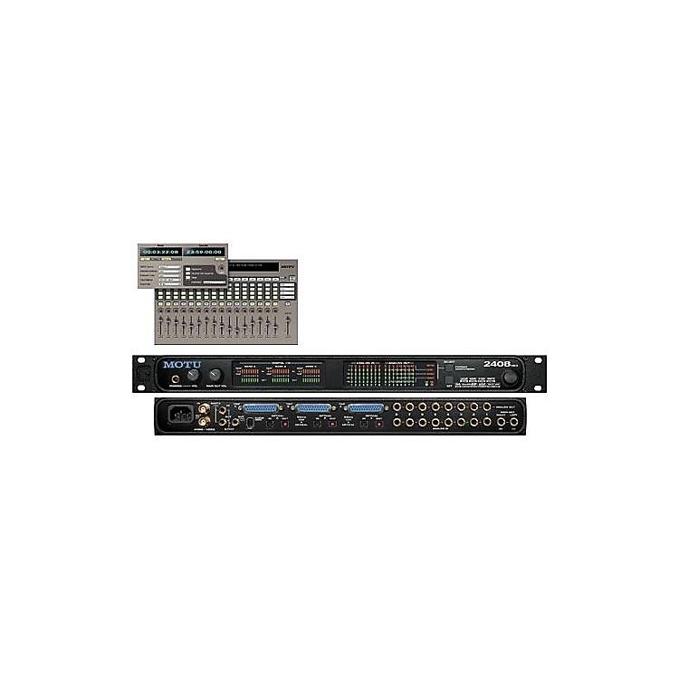 MOTU2408mk3 PCI Card/Rackmount System