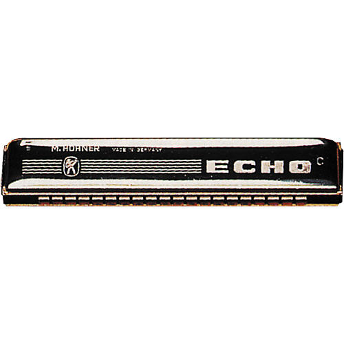 Hohner 2409/40 Echo Harmonica Key of C