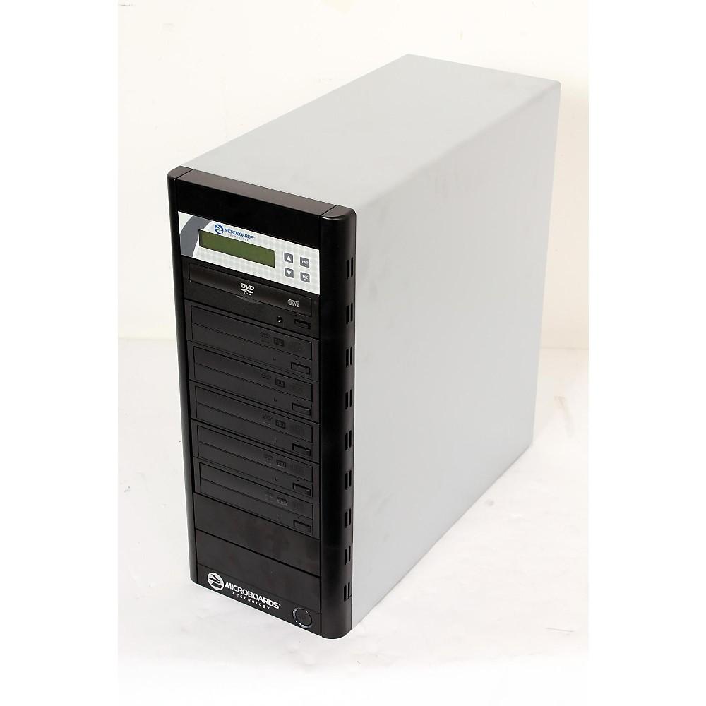 Used Microboards Qd-Dvd-125 Quic Disc Dvd Duplicator Regular 888365181875