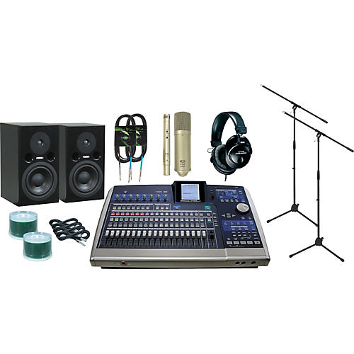 Tascam 2488MKII Recording Package