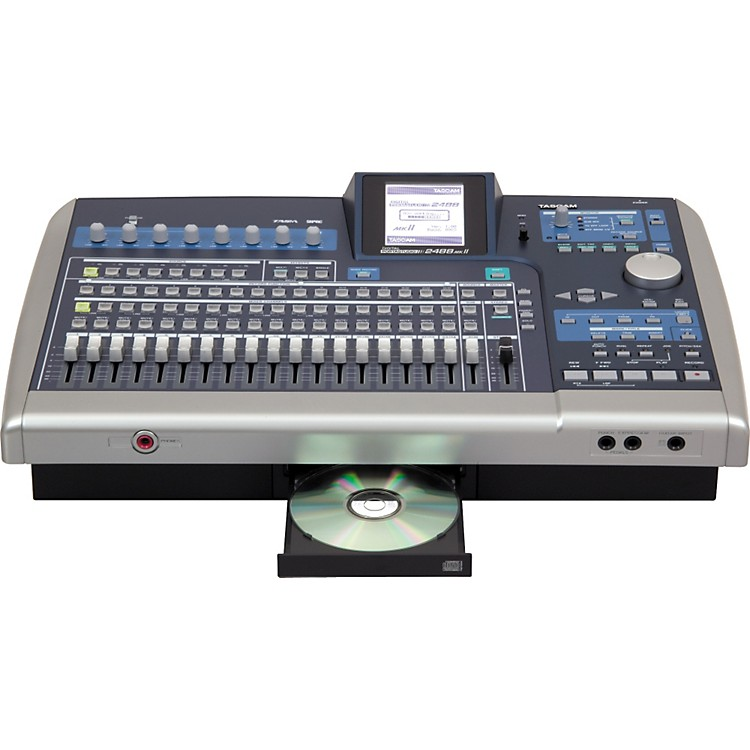 TASCAM 2488mkII 24-Track Digital Portastudio Recording Workstation