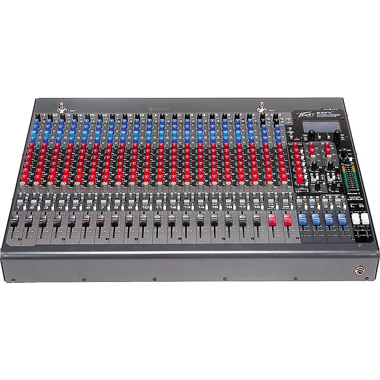 Peavey24FX 24-Channel Mixer With Effects