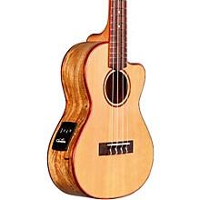 Cordoba 24T-CE Tenor Acoustic-Electric Ukulele Natural