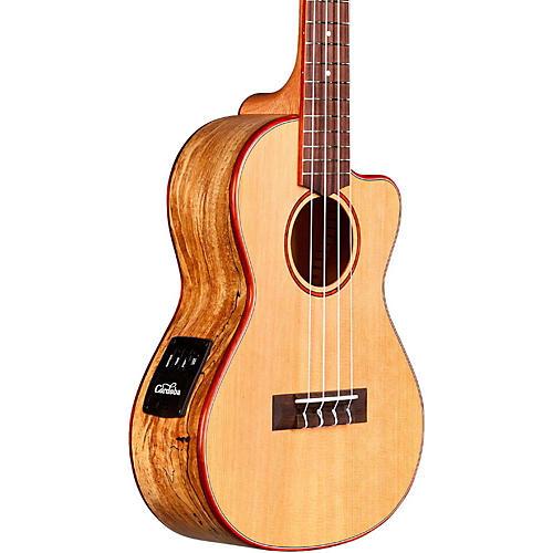 Cordoba 24T-CE Tenor Acoustic-Electric Ukulele-thumbnail