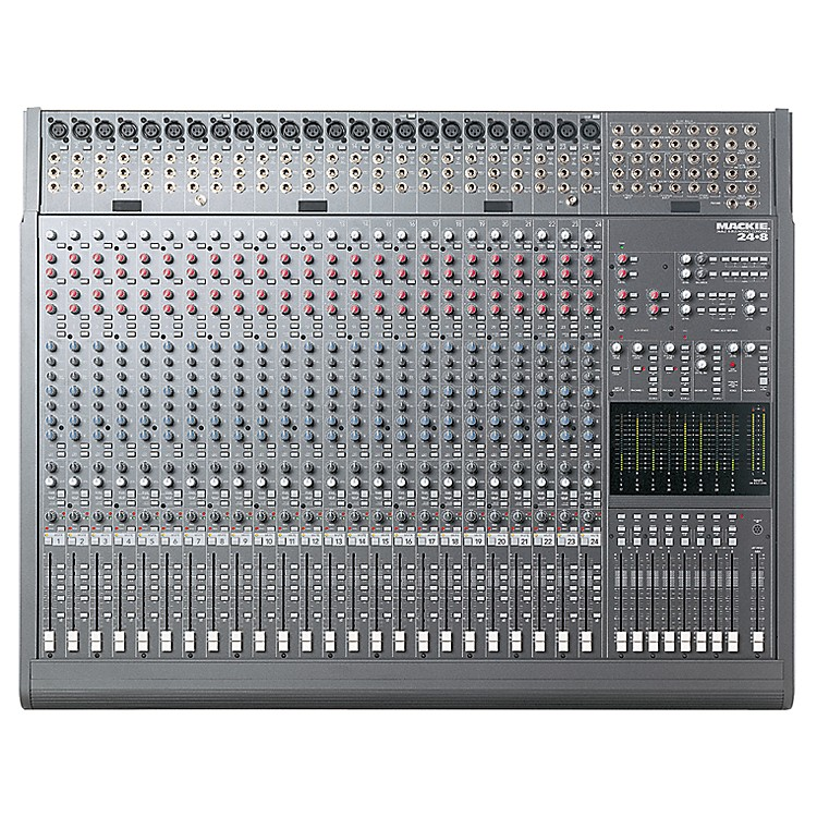 Mackie24x8 8-Bus Series Mixing Console