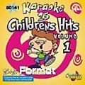 Chartbuster Karaoke 25 Children's Hits Volume 1 CD+G-thumbnail