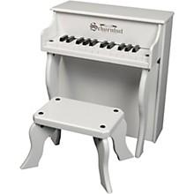 Schoenhut 25-Key Elite Spinet Toy Piano White