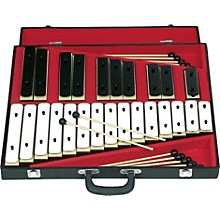 Open BoxRhythm Band 25 Note Chromatic Plastic Resonator Bell Set