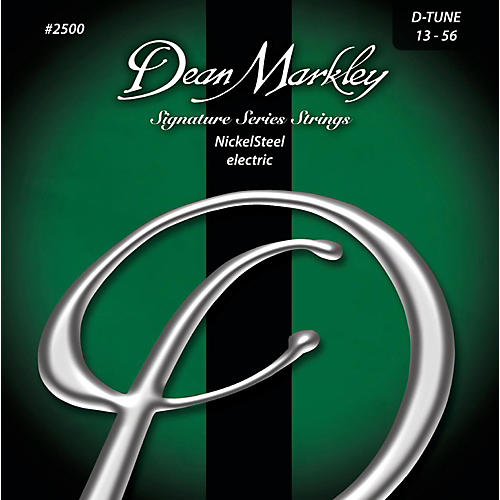 Dean Markley 2500 DT NickelSteel Electric Guitar Strings