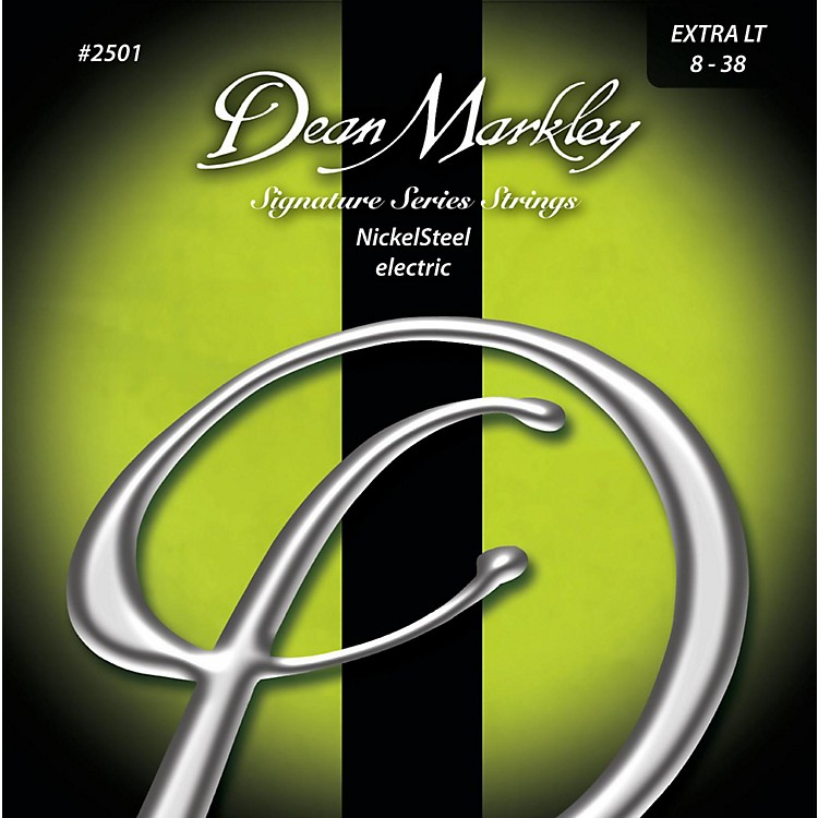 Dean Markley 2501 XL NickelSteel Electric Guitar Strings