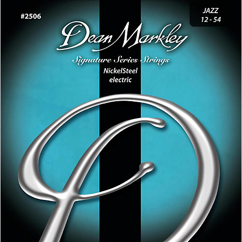 Dean Markley 2506 Jazz NickelSteel Electric Guitar Strings
