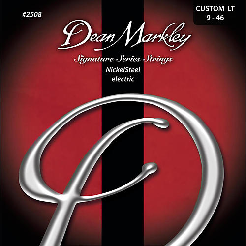 Dean Markley 2508 CL NickelSteel Electric Guitar Strings-thumbnail