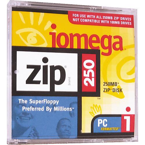 Iomega 250MB Zip Cartridge-thumbnail