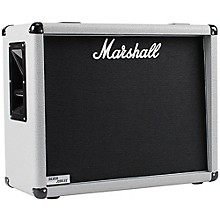 Open Box Marshall 2536 140W 2x12 Silver Jubilee Guitar Amplifier Cabinet