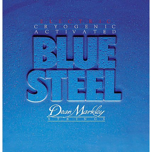 Dean Markley 2562 Blue Steel Cryogenic Medium Electric Guitar Strings