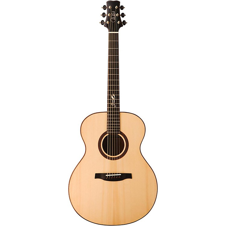 PRS 25th Anniversary Tonare Grand Emma Acoustic-Electric Guitar Natural