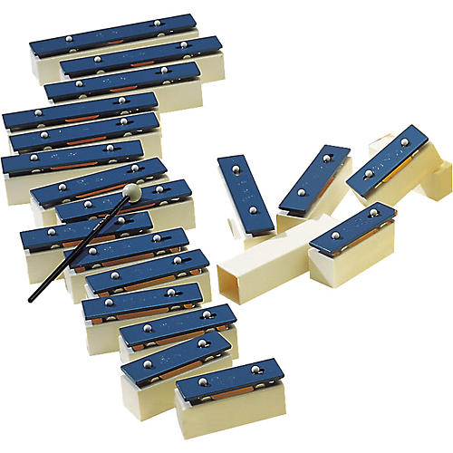 Sonor 26-Bar Chime Bar Set with 4 Spacers