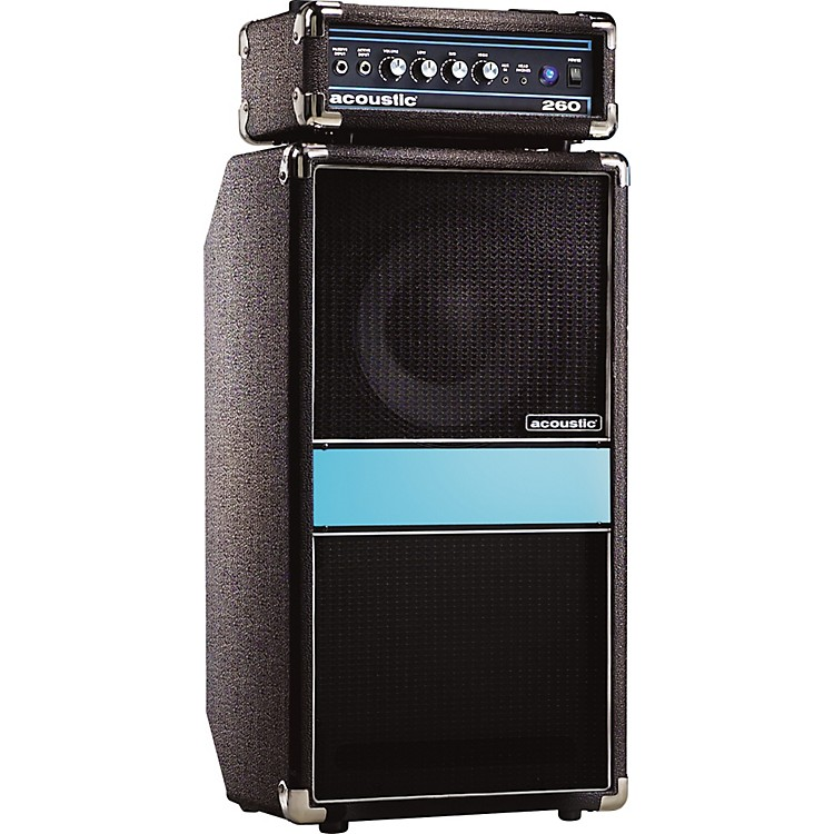 Acoustic 260 100W 1x10 Bass Mini Stack
