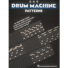 Hal Leonard 260 Drum Machine Patterns