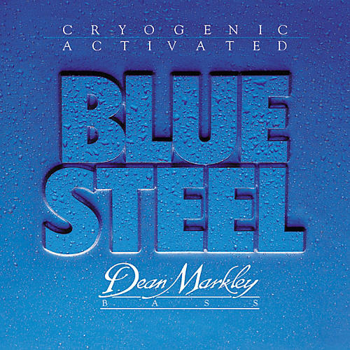 Dean Markley 2673 Blue Steel Electric Bass Guitar Strings - Custom Light-thumbnail