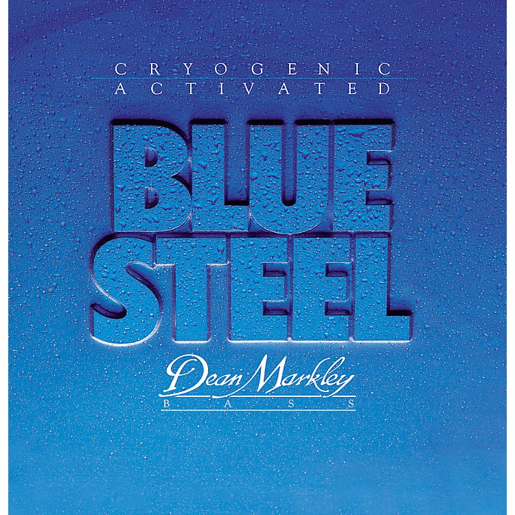 Dean Markley 2674 Blue Steel Cryogenic Medium Light Bass Strings