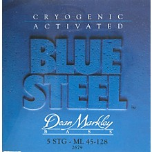 Dean Markley 2679 Blue Steel Medium/Long 5-String Bass Strings