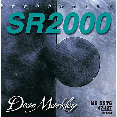 Dean Markley 2694 SR2000 5-String Bass Strings-thumbnail