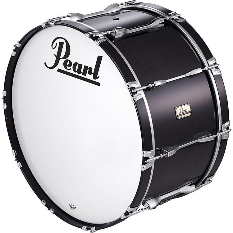 Pearl26x14 Championship Series Marching Bass DrumWhite