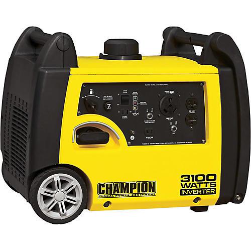 Champion Power Equipment 2800/3100 Watt Portable Gas-Powered Inverter Generator