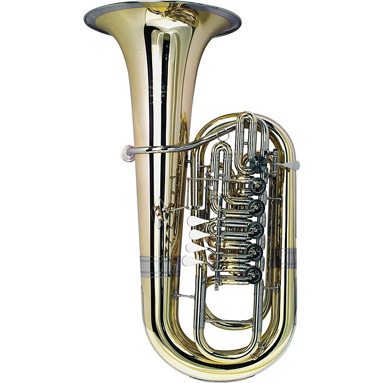 Miraphone281 Firebird Series 6-Valve 5/4 F Tuba281 Yellow Brass