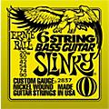 Ernie Ball 2837 Slinky Silhouette Short-Scale 6-String Bass Strings  Thumbnail