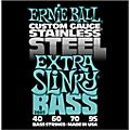 Ernie Ball 2845 Extra Slinky Stainless Steel Bass Strings  Thumbnail